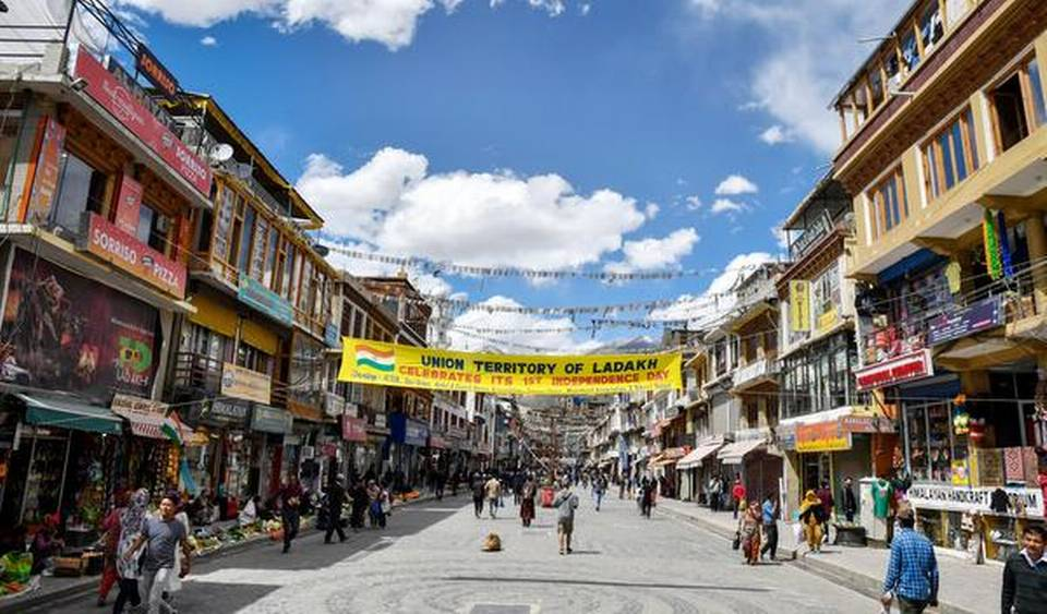 Ladakh and J&K: Breaking the Shackles