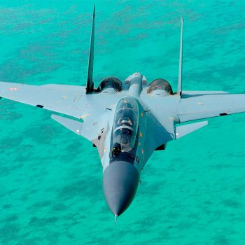 The Indian Air Force in the Indian Ocean Region