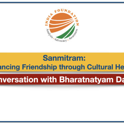 Sanmitram – A conversation with Bharatnaytam Dancers