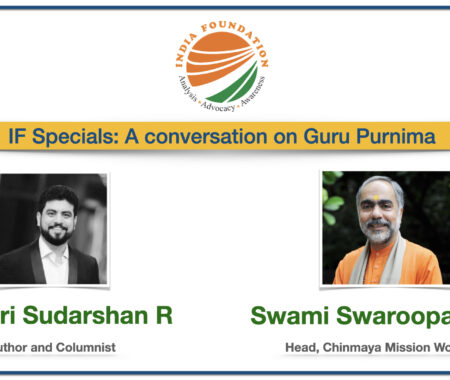 IF Specials: A Conversation with Swami Swaroopananda on the occasion of Guru Purnima